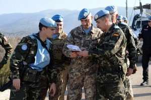 UNIFIL_gen Luciano Portolano, Head of Mission and Force Commander (1)