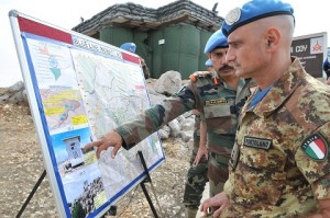 UNIFIL_gen Luciano Portolano, Head of Mission and Force Commander (2)