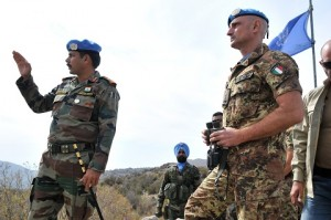 UNIFIL_gen Luciano Portolano, Head of Mission and Force Commander (3)