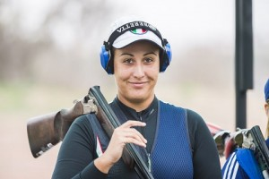 ISSF World Championship Shotgun 2013 - Lima, PER - Finals Skeet Women
