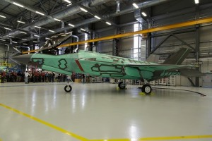 --Public-- Fwd- F-35 News- First-Ever Italian F-35A 'Rolls Out' of Cameri Production Facility