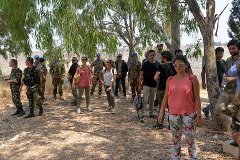 20150805_studenti LUISS_Sector West UNIFIL Libano_Esercito Italiano (13)