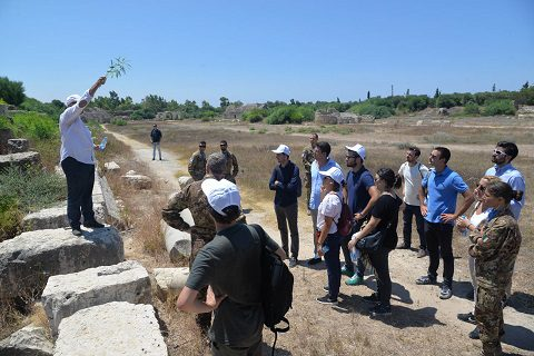 20150805_studenti LUISS_Sector West UNIFIL Libano_Esercito Italiano (5)