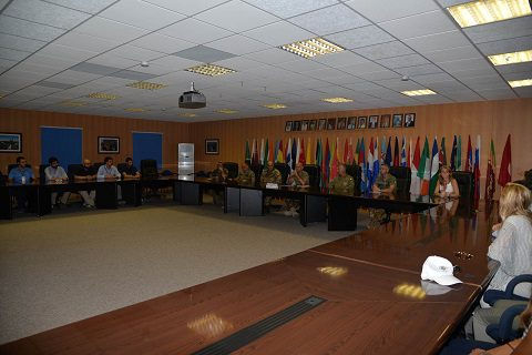 20150805_studenti LUISS_Sector West UNIFIL Libano_Esercito Italiano (6)