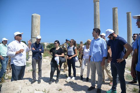 20150805_studenti LUISS_Sector West UNIFIL Libano_Esercito Italiano (7)