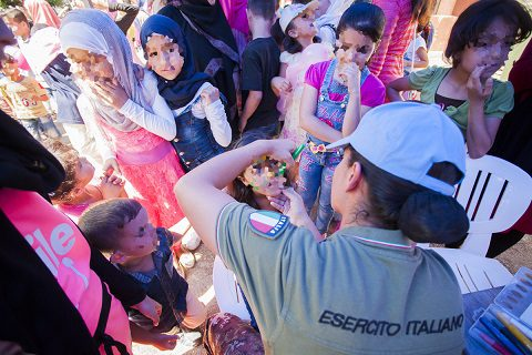 20160801_SW UNIFIL_Tibnin-Face painting 5 (2)