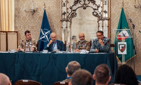 NRDC-ITA: concluso l'International Influence Seminar 2018 organizzato dalla Influence Division del Comando