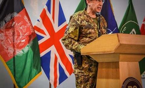 Resolute Support, Kabul: il gen Camporeale numero due della NATO in Afghanistan